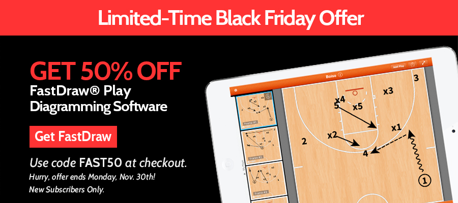 FastDraw Black Friday 50% Offer