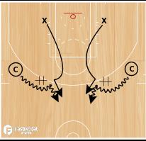 Basketball Play - Lane Line Shows