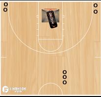 Basketball Play - DDM Shooting 2