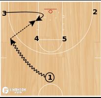 Basketball Play - 4 Hold