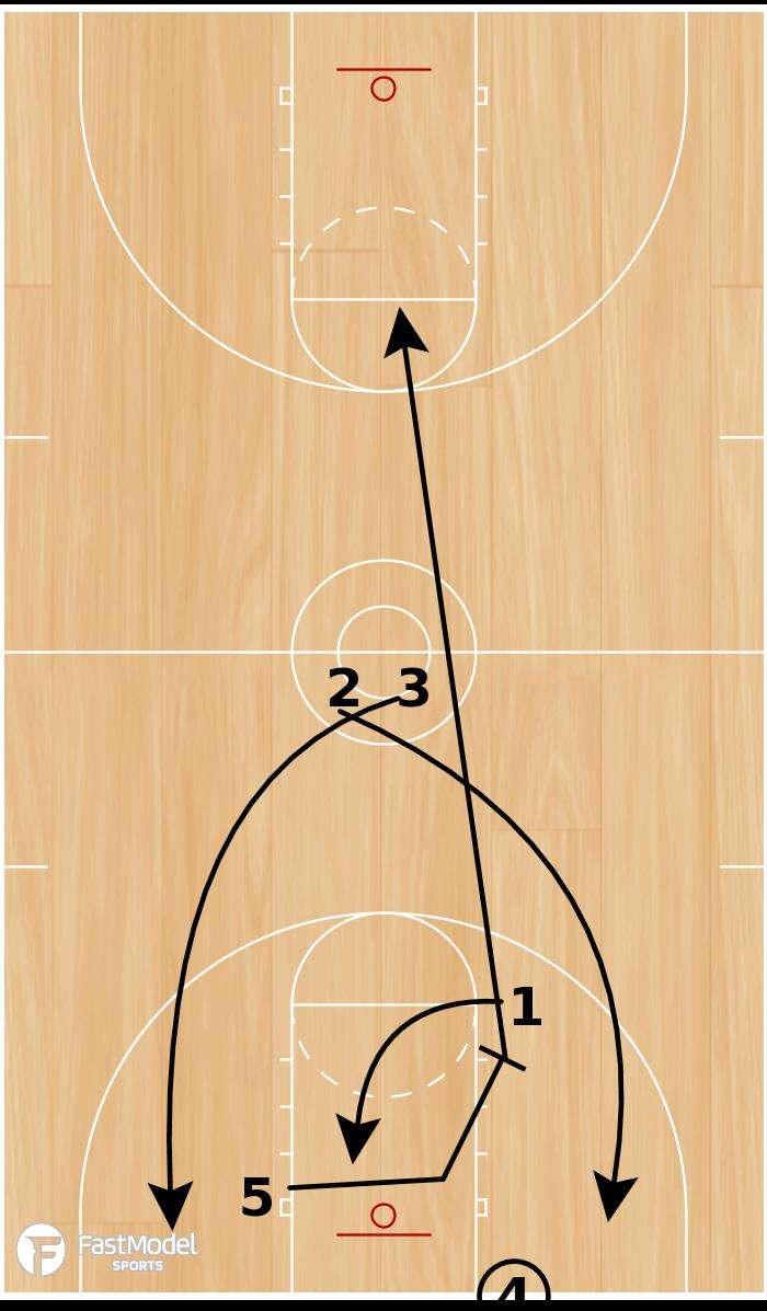 Basketball Play - Shaker