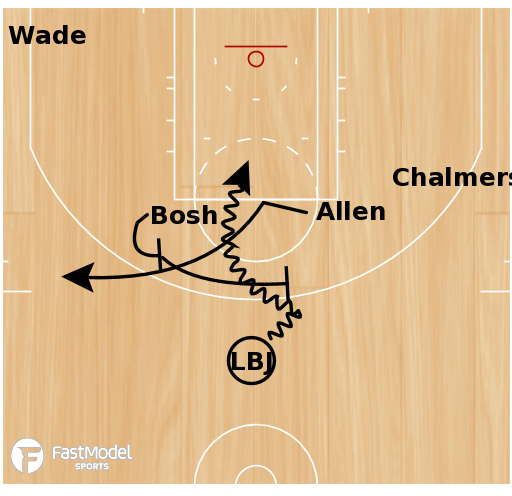 Basketball Play - ATO-Rhody Punch