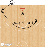 "Basketball Play - Toronto Raptors - BLOB ""2"""