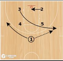 Basketball Play - Bruin