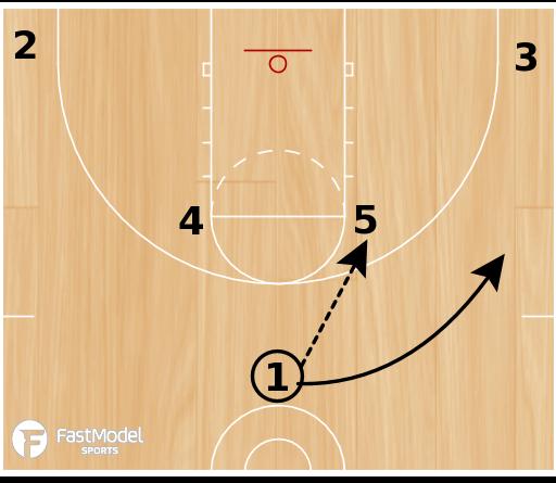 Basketball Play - UP