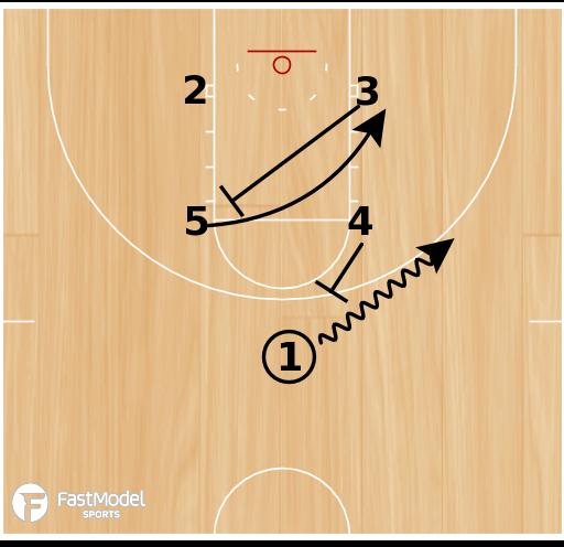 Basketball Play - Wildcat