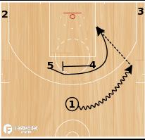 """Basketball Play - Atlanta """"45"""" Series"""