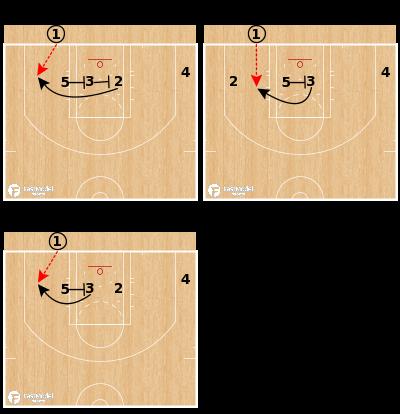 "Basketball Play - Toronto Raptors - ""Chest"" BLOB"