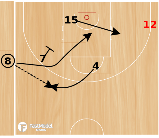 Basketball Play - Play of the Day 09-06-2011: Money