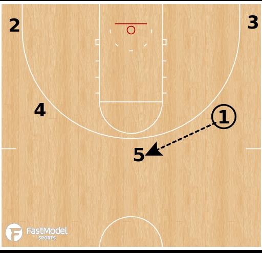 Basketball Play - Maryland Terrapins - 50