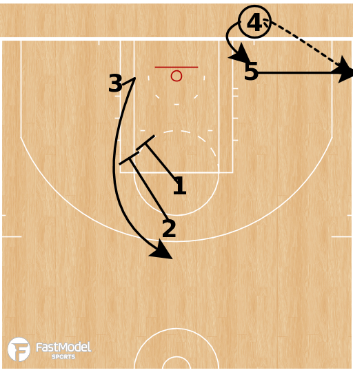 Basketball Play - Diamond White BLOB