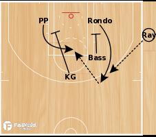Basketball Play - WOB: Triangle 3