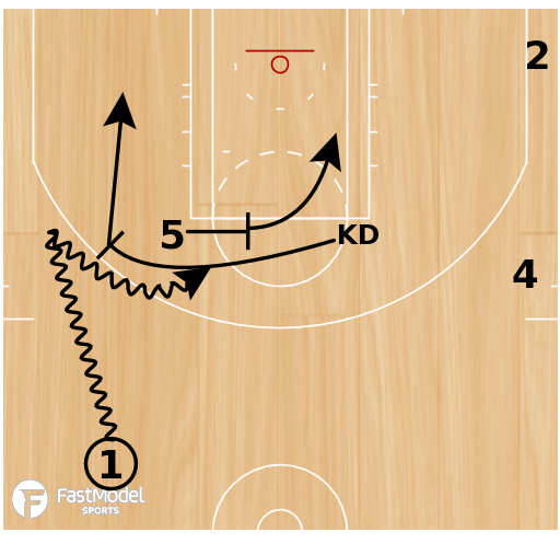 "Basketball Play - Play of the Day 06-20-12: ""53"""