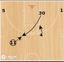 Basketball Play - 15 Flash