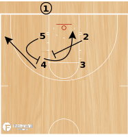 "Basketball Play - BLOB - ""Silver"""