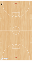 Basketball Play - BCAM - Jim Jabir Phoenix Spacing Principles